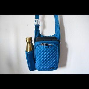 Lug Hopper crossbody bag